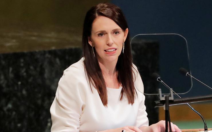 Prime Minister Jacinda Ardern