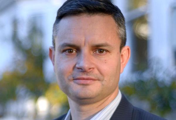 James Shaw - Statistics Minister