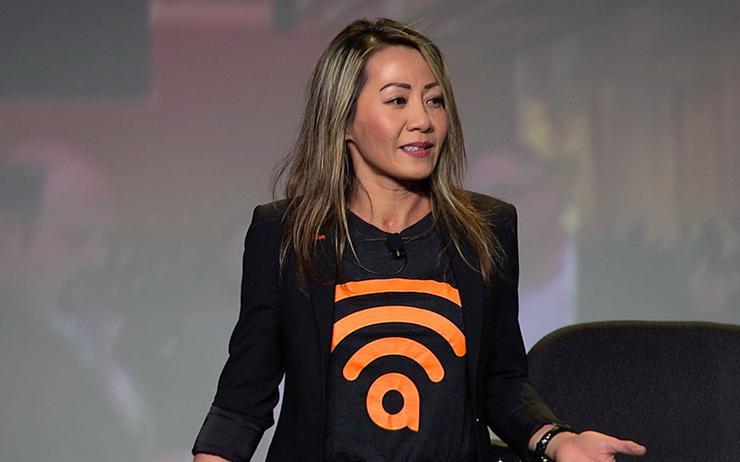 Janice Le (Aruba Networks)