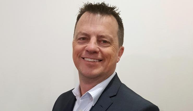 Infor A/NZ managing director Jarrod Kinchington
