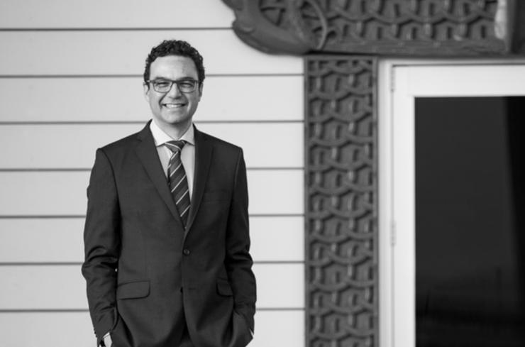 Jason Boyes (Infratil CEO)