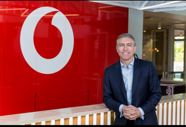 Jason Paris (Vodafone NZ)