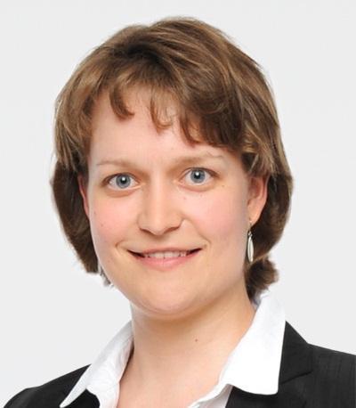 Katja Felgendreher, Paessler AG senior channel sales manager, APAC