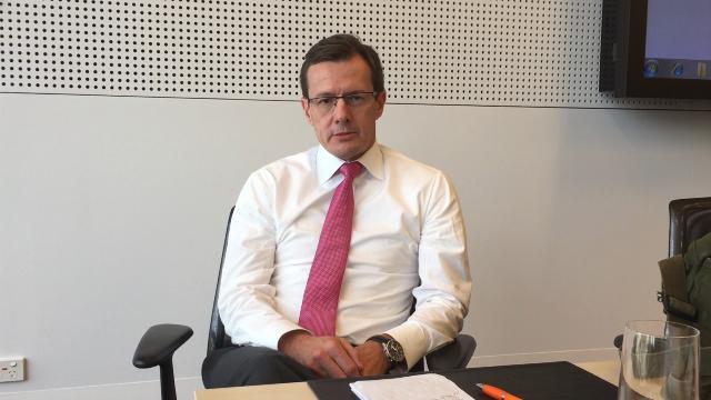 Ken Boal, VP, A/NZ Cisco