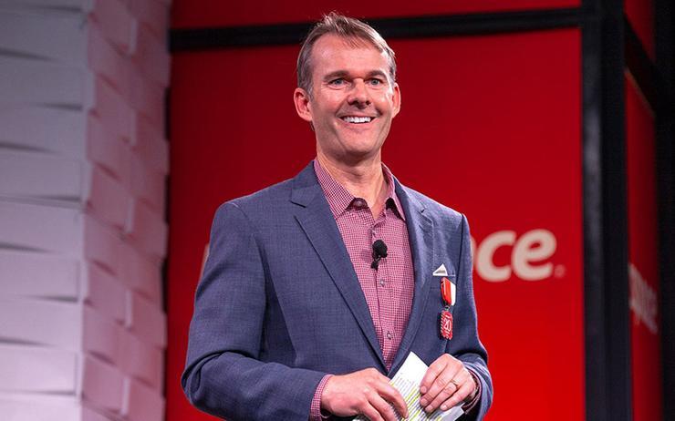 Kevin Jones (Rackspace Technology CEO)