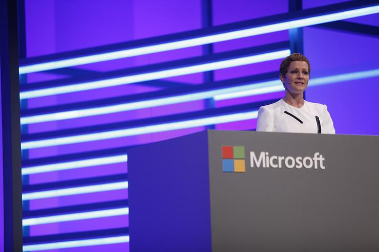 Julia White, General Manager of Office 365, Microsoft
