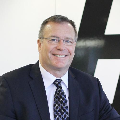 Data#3 CEO, Laurence Baynham