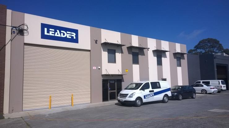 Leader Computers facility in Spingvale, Victoria