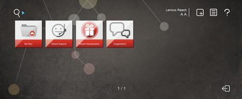 Lenovo's Reach cloud service