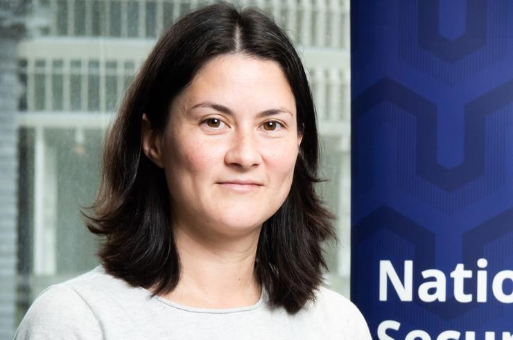 Lisa Fong (National Cyber Security Centre)
