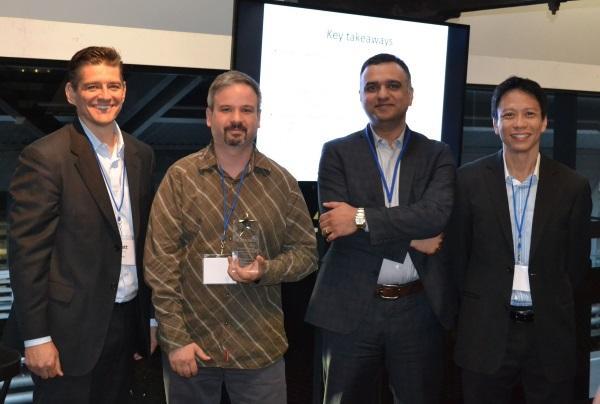 Advantage Technology Solutions wins Most Valuable Partner award