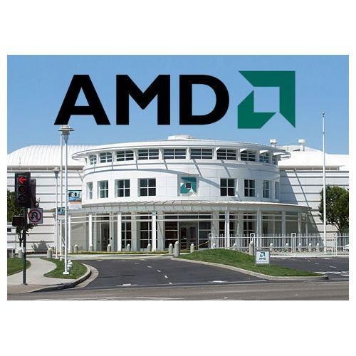 AMD headquarters; Sunnyvale, California.