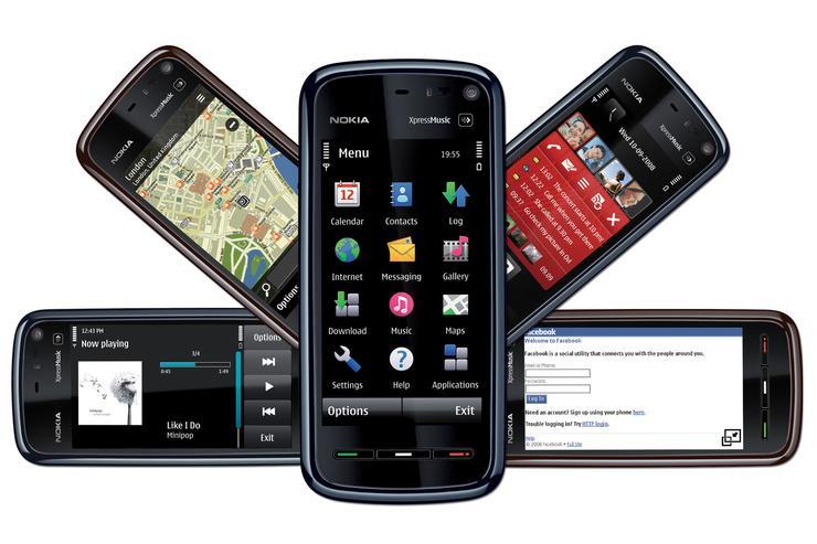 Nokia's 5800 XpressMusic