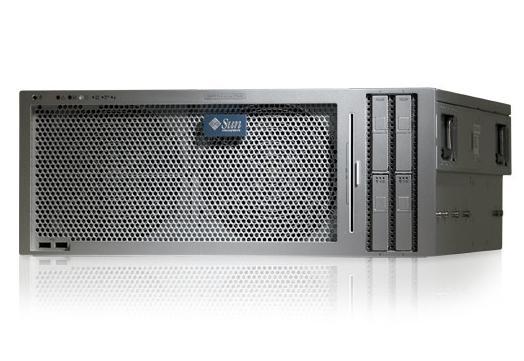 The Sun SPARC Enterprise T5440 Server