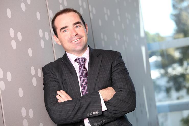John Kearney -- Tibco regional vice president for Australia and New Zealand
