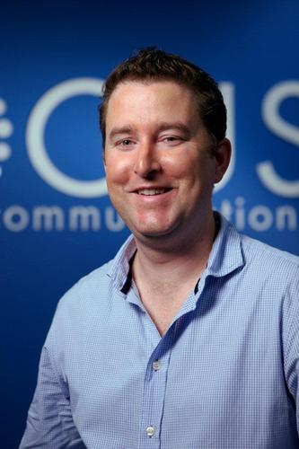 Vocus CEO, James Spenceley.