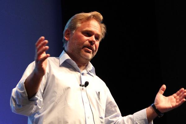 Kaspersky Labs co-founder, Eugene Kaspersky