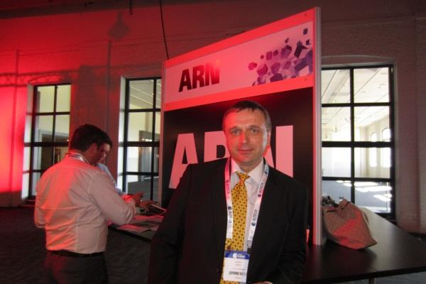 Altech managing director, Anthony Sheen.