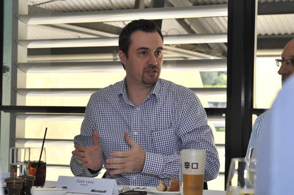 Strut Digital chief executive, Zack Levy