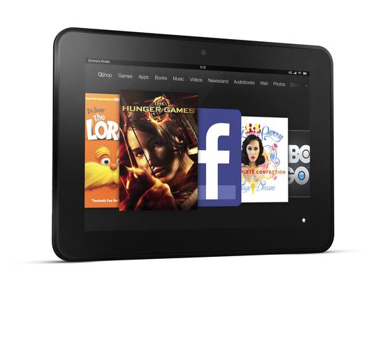 Kindle Fire 8.9-inch