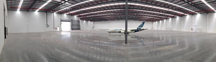 Dicker Data's new warehouse space
