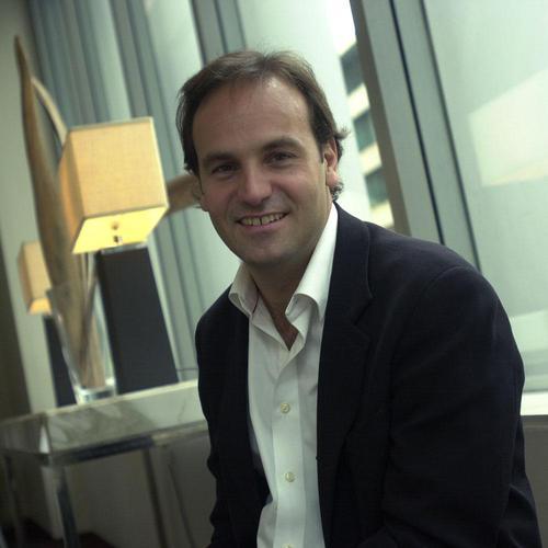 Ubuntu Linux Founder,  Mark Shuttleworth