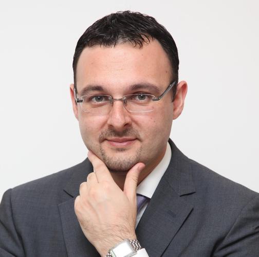 Avaya head of networking EMEA & APAC, Maan Al-Shakarchi