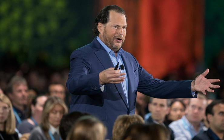 Marc Benioff (Salesforce)