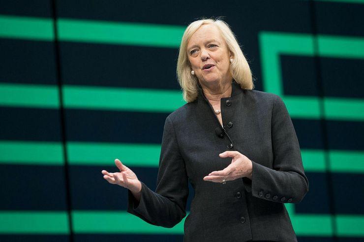 Meg Whitman - CEO, Hewlett Packard Enterprise