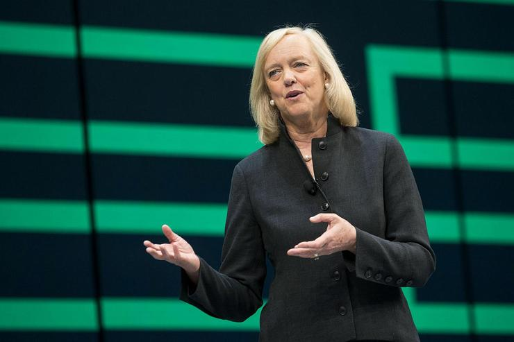 Meg Whitman - President and CEO, Hewlett Packard Enterprise