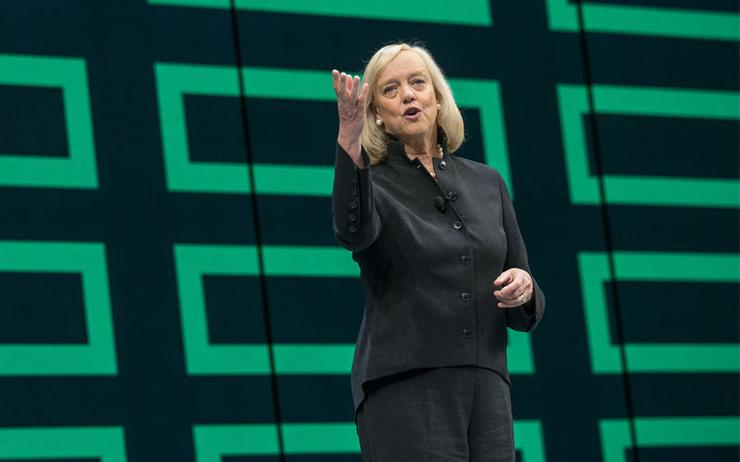 Meg Whitman - CEO, Hewlett Packard Enterprise
