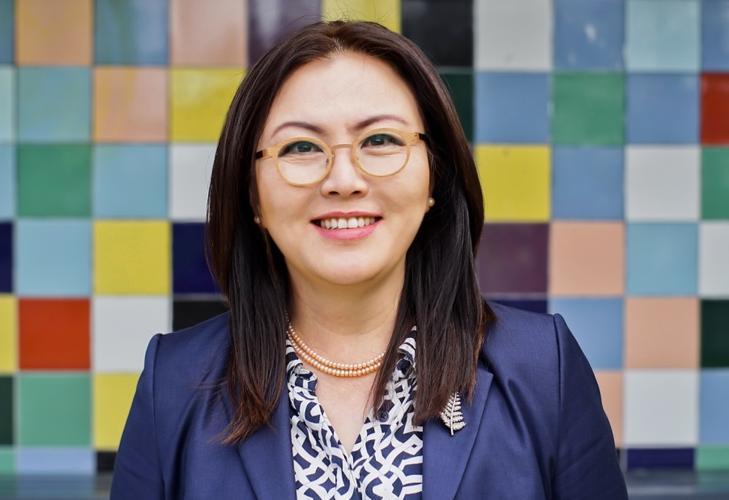 Melissa Lee, National spokesperson on broadcasting, communications and digital media.