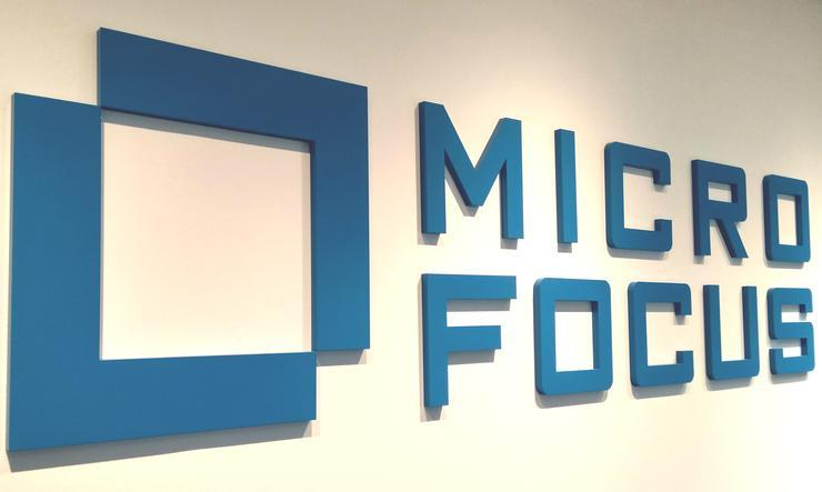 Micro Focus -17% after post-HPE merger interim results