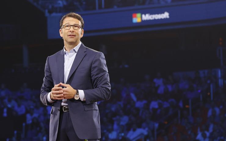 Judson Althoff (Microsoft)