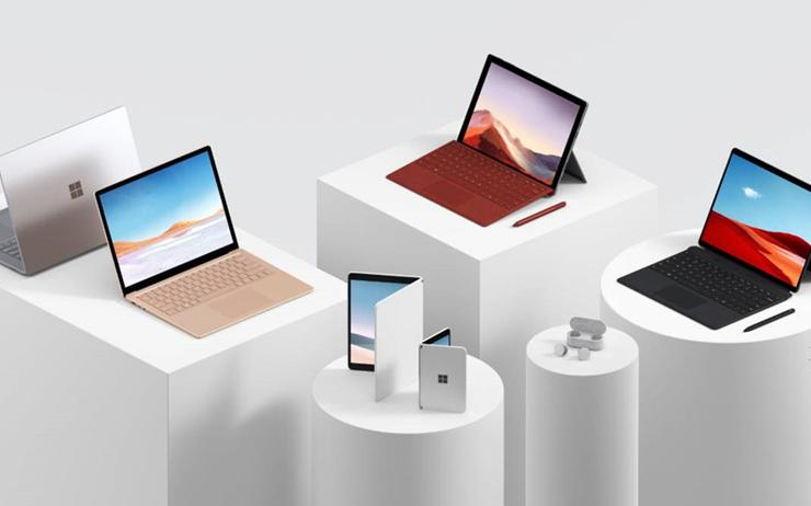 Microsoft Surface pre-release in October 2019