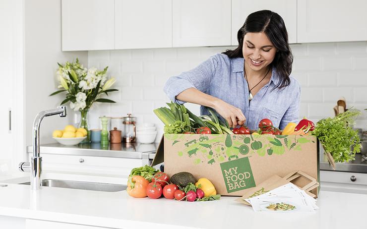 Nadia Lim (My Food Bag)