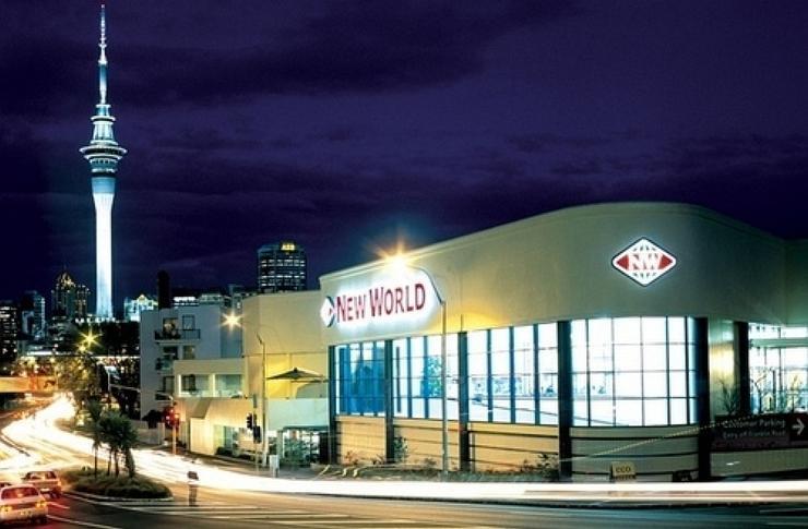 Foodstuffs North Island's Freemans Bay store, in Auckland.