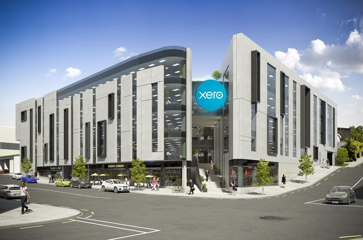 Xero's new Parnell campus is spread over two floors to enable growth.