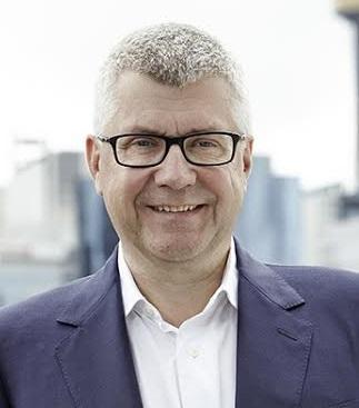 Hewlett Packard Enterprise South Pacific managing director, Nick Wilson.