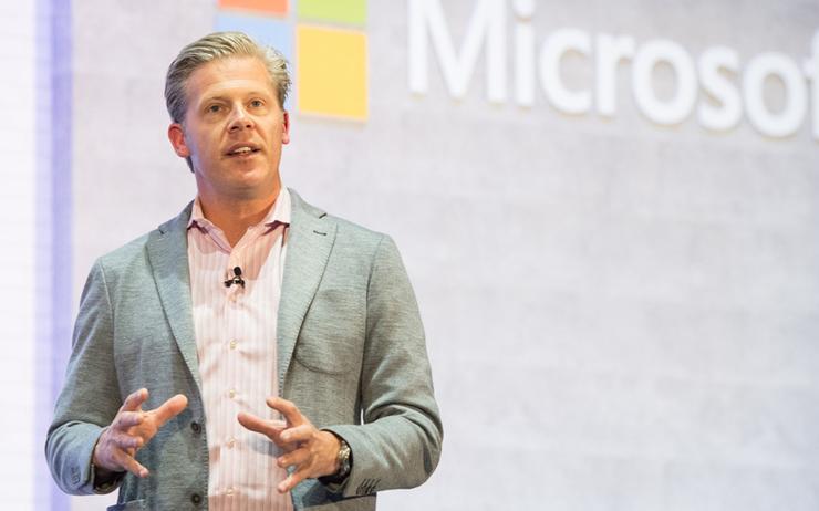 Nick Parker (Microsoft)