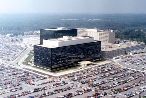 NSA headquarters.