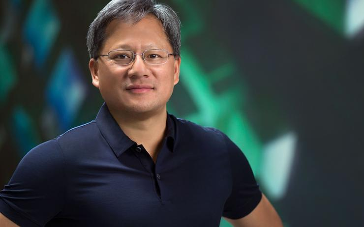 Jensen Huang (NVIDIA founder, chairman and CEO)