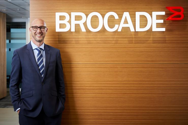 Jason Baden - Senior Director of Australia and New Zealand, Brocade