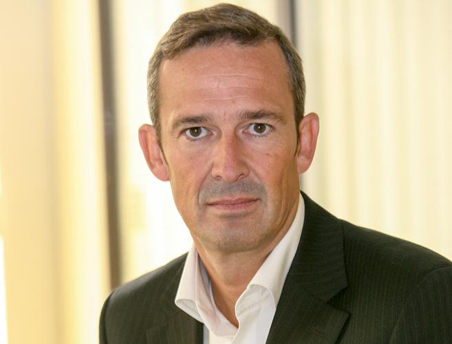 Exclusive Networks Group CEO and chairman, Olivier Breittmayer