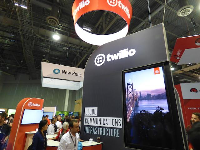 UC API vendor, Twilio