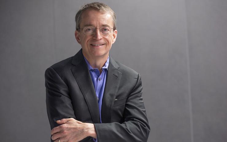 Pat Gelsinger (CEO - Intel)