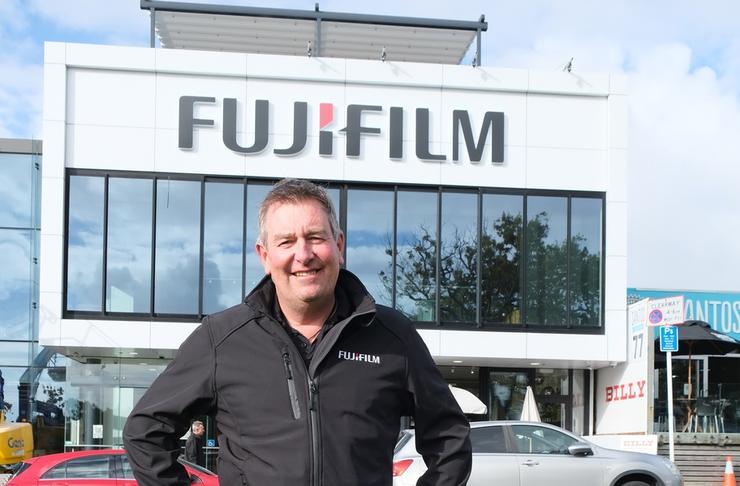 Peter Thomas (Fujifilm Business Innovation)