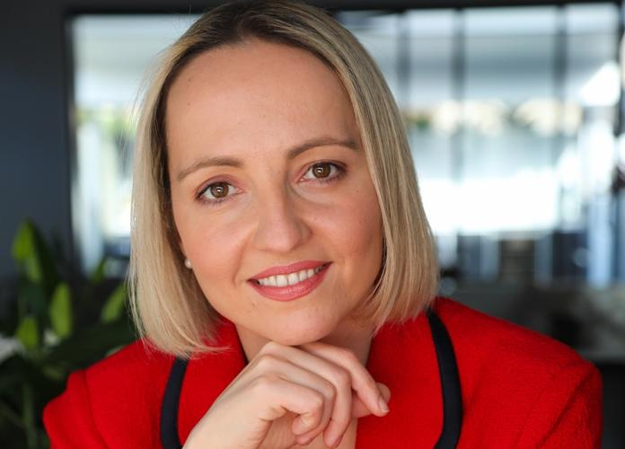 Claudia Pirko (BlackLine)