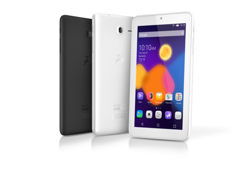 Alcatel One Touch's Pixi 3 (7) is powered by Qualcomm's Snapdragon 210 processor.