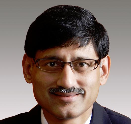 Polycom APAC channel sales director, Shirish Joshi.